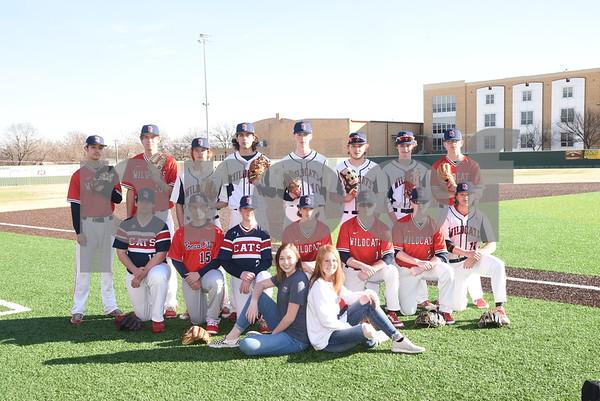 Ponca City Baseball 2019