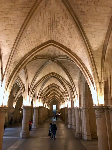 Interior if the Conciergerie