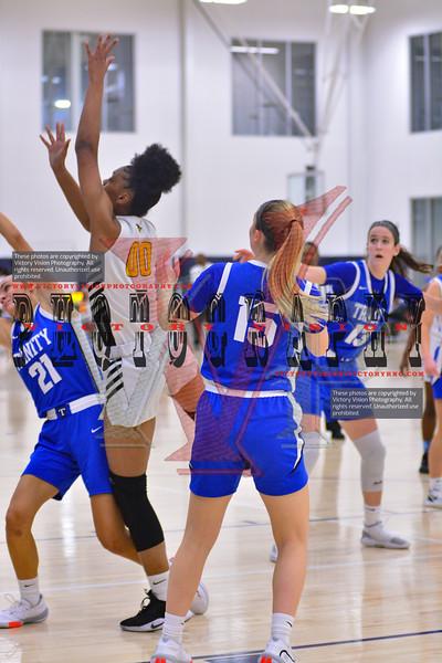 American Heritage (FL) Girls Varsity Basketball 12-13-19 | She Got Game