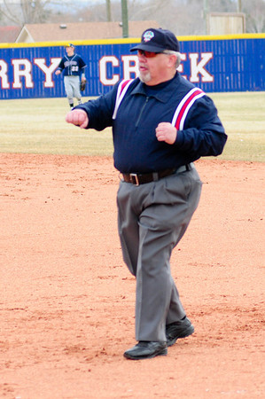 2013 High School Baseball Umpires