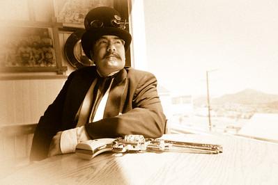 Subrina and Esteban's Old West Album