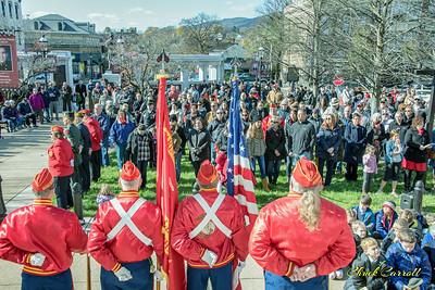 Veterans Day - Bellefonte PA - 2018