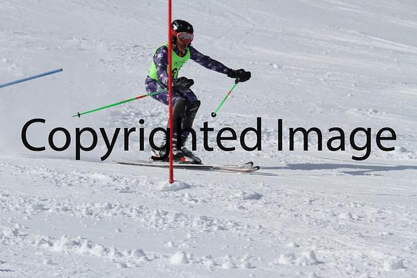 U16 Men Slalom 2/9 Run 2