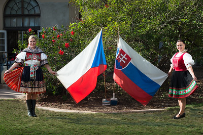 House of Czech and Slovak Republics Annual Lawn Program October 16 2016