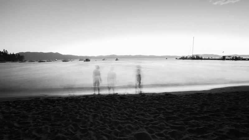 Ghosts of Lake Tahoe
