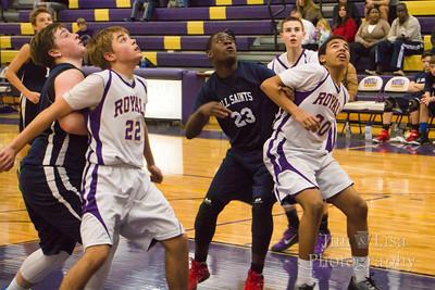 JH Basketball: CCS vs. All Saints, January 22