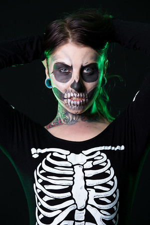 Jesse Roze Halloween