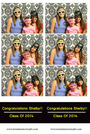Shelby's Graduation Party 7-19-2014