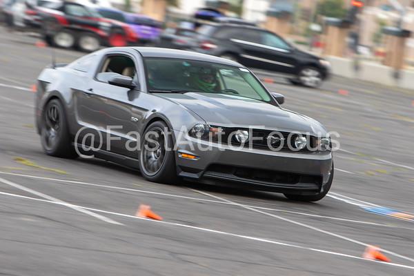 Custom Gallery - Grey 2011 Ford Mustang GT