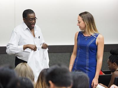 USC School of Pharmacy PharmD White Coat Ceremony, 2017