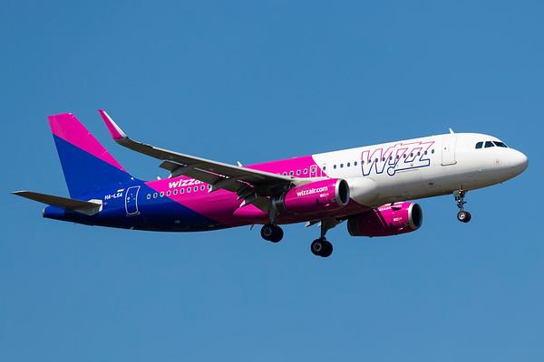 HA-LSA - Airbus A320-232