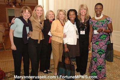 Most Powerful Women Summit 2008