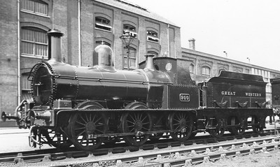 1923-GWR Absorbed locos