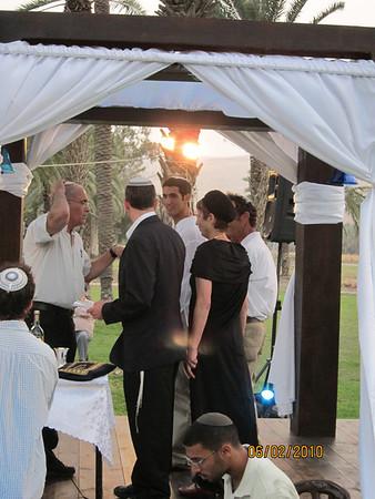 Yhuda Wedding