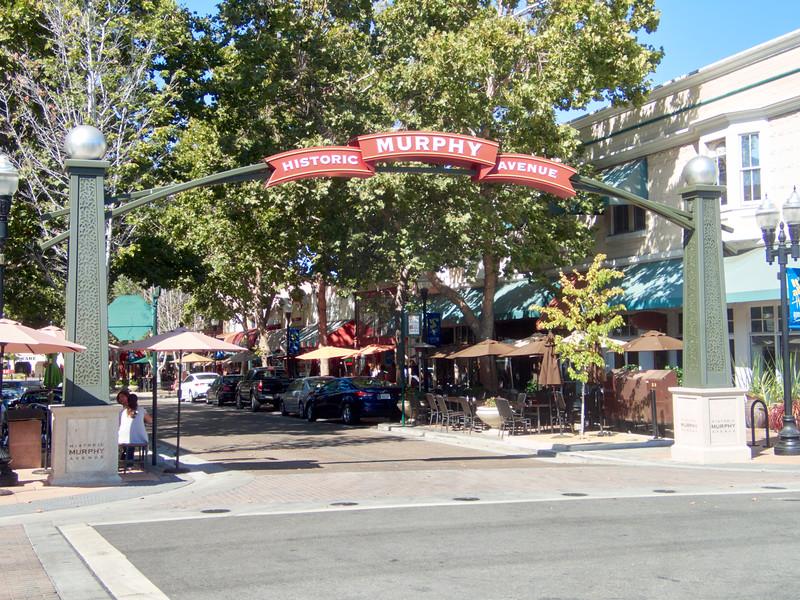 Historic Murphy Avenue