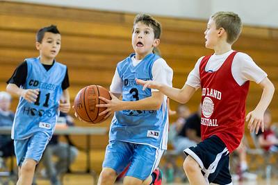 CD Hoops (5th Grade) | Advanced Hoops | Winter 2014-15