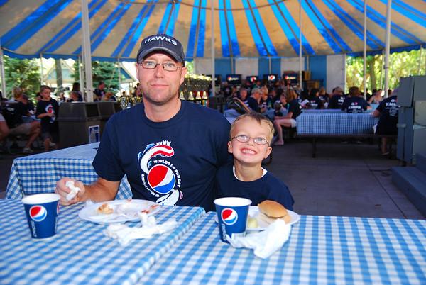 Pepsi Worlds of Fun Day 2010