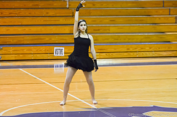 Showtime Taylor DC Senior Solos