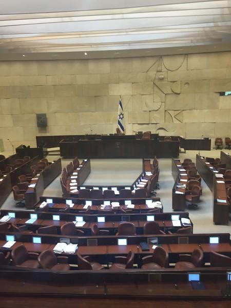 Knesset - Bridget St. Clair