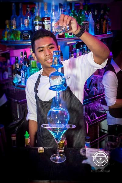 Cocoon Phuket DJ Yannick Rauss 19.3.2017