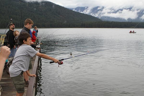 Fish Lake October 1-2 2011