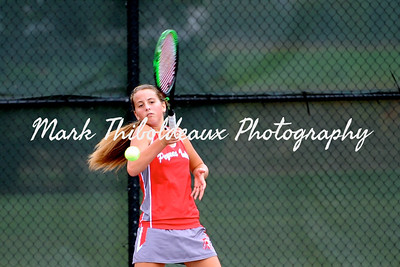 PV Girl's Tennis League Individual Championships 10.2.14