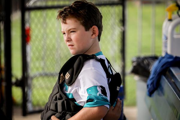 Carolina Teal Travel Baseball 2020