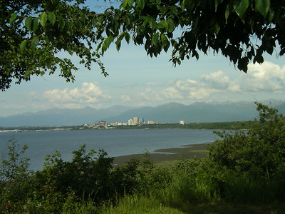 Anchorage, Alaska - June, 2007