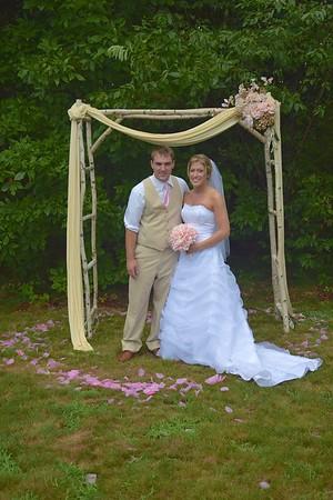 Brent & Miranda Hartman 8/13/16