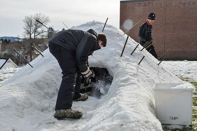 ABCs  of Winter Outdoor Skills 1/23/17