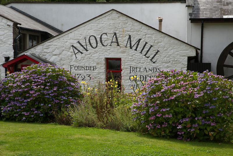 Avoca Woolen Mills, County Wicklow.