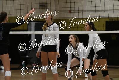 Volleyball (HS) vs Nolensville 9/1/20