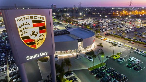 Porsche South Bay Panamera launch Event April 20th 2017