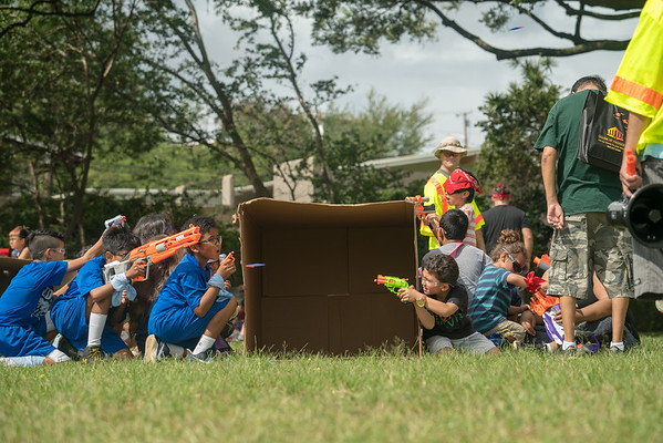 Hawaii Nerf League Feb '18 Nerf Wars