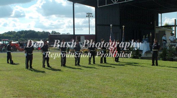 OPENING CEREMONIES AND CANDIDS