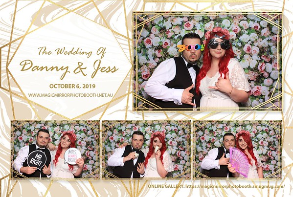 Jessica & Danny's Wedding - Lauriston House