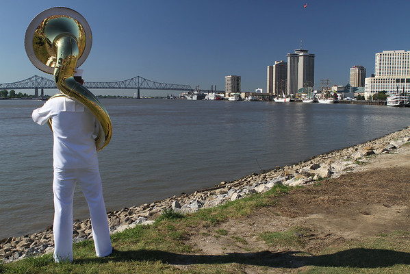 NAVY Week 2012 NOLA