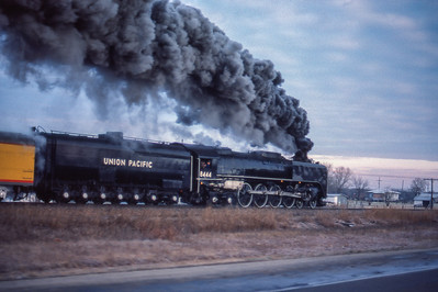 Union Pacific Steam