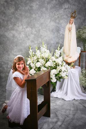 OLA 1st Communion 2014