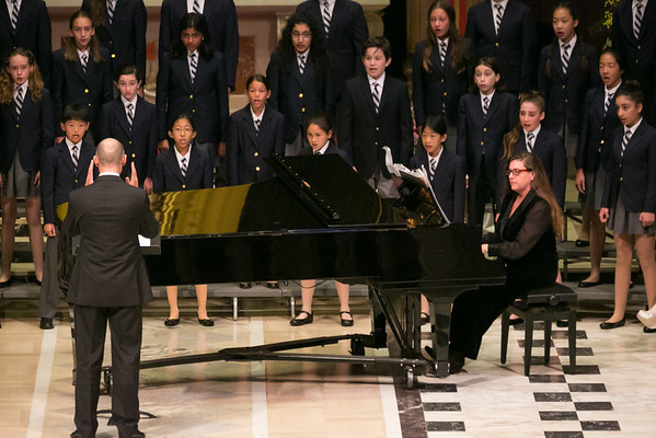 9. Mirman School Concert Singers