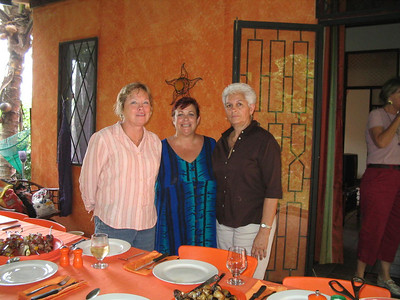 Newcomers womens group of Costa Rica