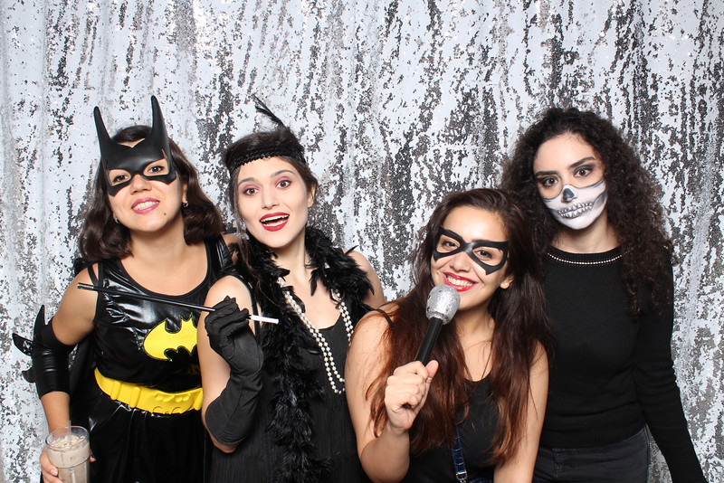HL Central's Halloween