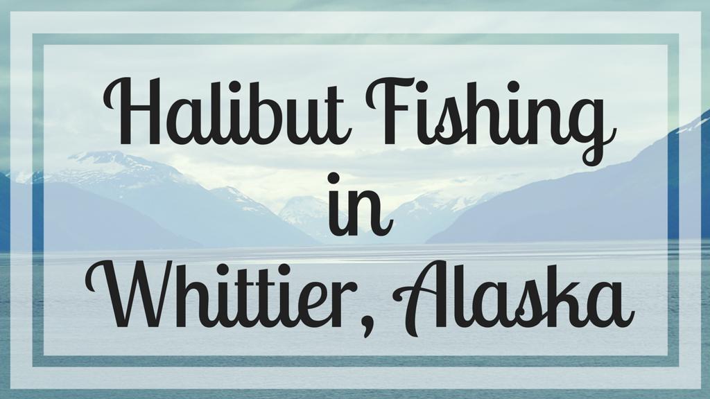 Halibut fishing alaska - Whittier