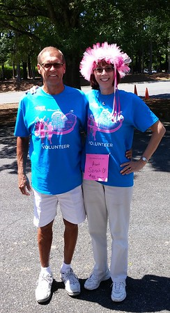 Komen Race for the Cure  and PanCan - 2016