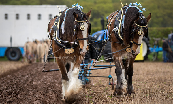 Selby Match Ploughing April 2017