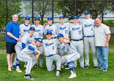 2019 BHS Varsity Baseball