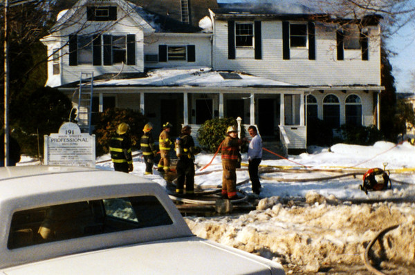 1/14/1996 Main St Dr Hutt Bldg Structure Fire