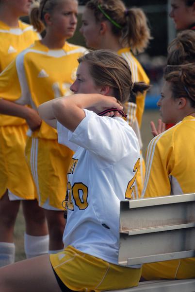 Grant County HS Girls Soccer 2010-2011