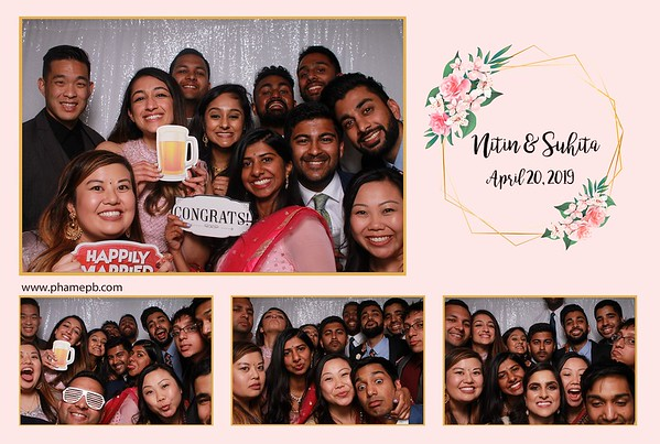 Nitin and Suhita's Wedding