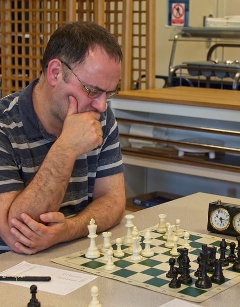 Ian Clarke, u155 section joint winner